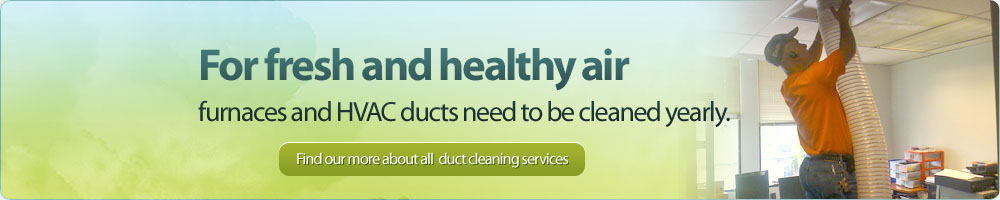 Duct & HVAC Cleaning