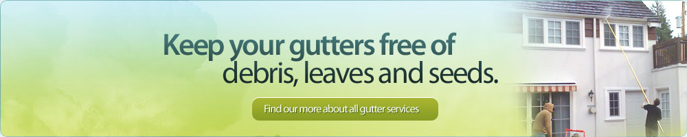 residential gutter cleaning vancouver Residential are you ready to increase your property value nick's gutters offers a variety of thorough cleaning services that make your home's exterior shine.
